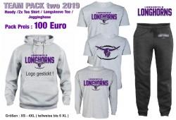 Longhorns TEAM PACK